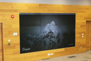 3x3 TV Wall