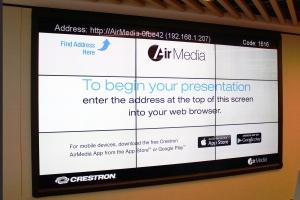 Crestron AirMedia